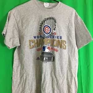 Chicago Cubs 2016 MLB World Series Champions
